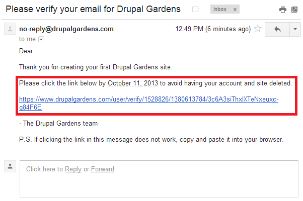 Starting a Blog on Drupal gardens A Step by Step Guide Step